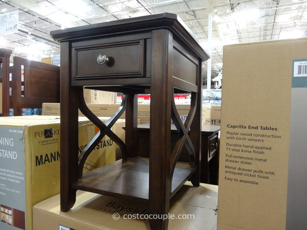 bayside furnishings end tables billiard table broyhill garden patio furniture leick desk vintage ethan allen lamps modern wood nightstand plans free latest wooden center designs