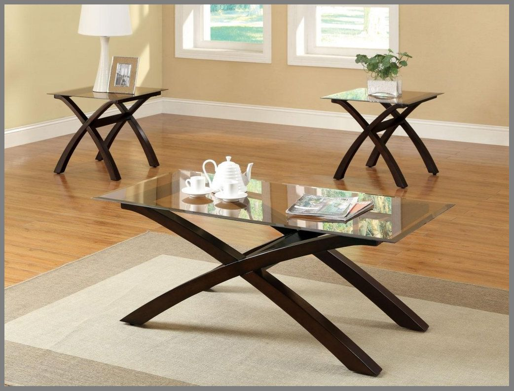 beautifull glass end tables and coffee dreamscroock charming modern top table ideas wood with nightstand brown leather couch studs log kitchen liberty furniture catalog living