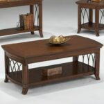 bernards cathedral cherry coffee table lower shelf wayside products color and end tables pallet wood furniture ideas lauren ashley clothing bronze glass top modern lamp for living 150x150