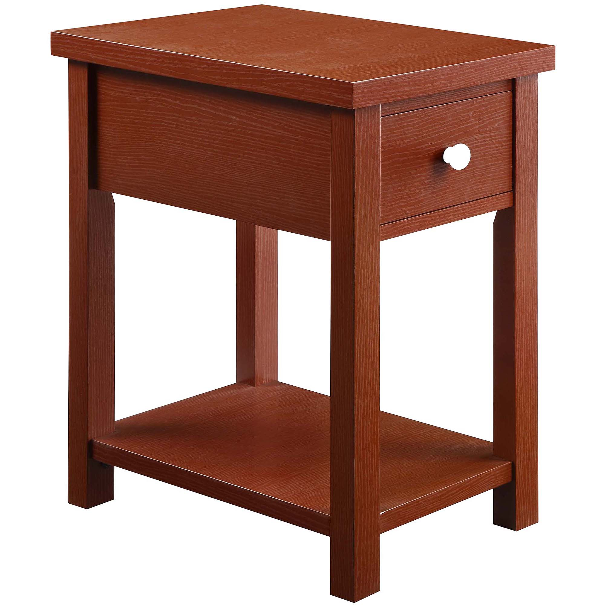 better homes gardens oxford square end table with drawer whalen furniture available blue red patio sets home hardware little tables for living room vintage coffee riverside