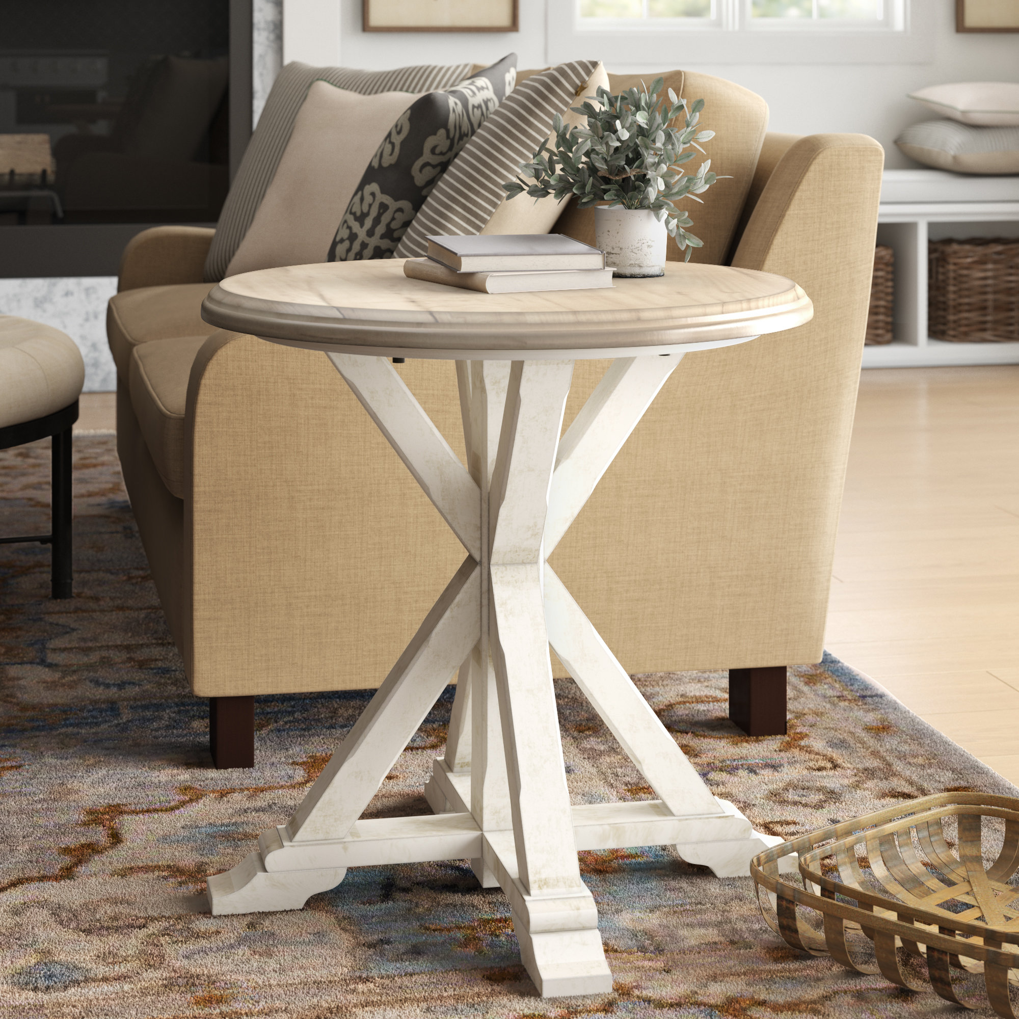 birch lane heritage liana end table reviews modern farmhouse tables riverside furniture bedroom sets what pallet ashley ott liberty cabin fever round rustic wood and glass coffee