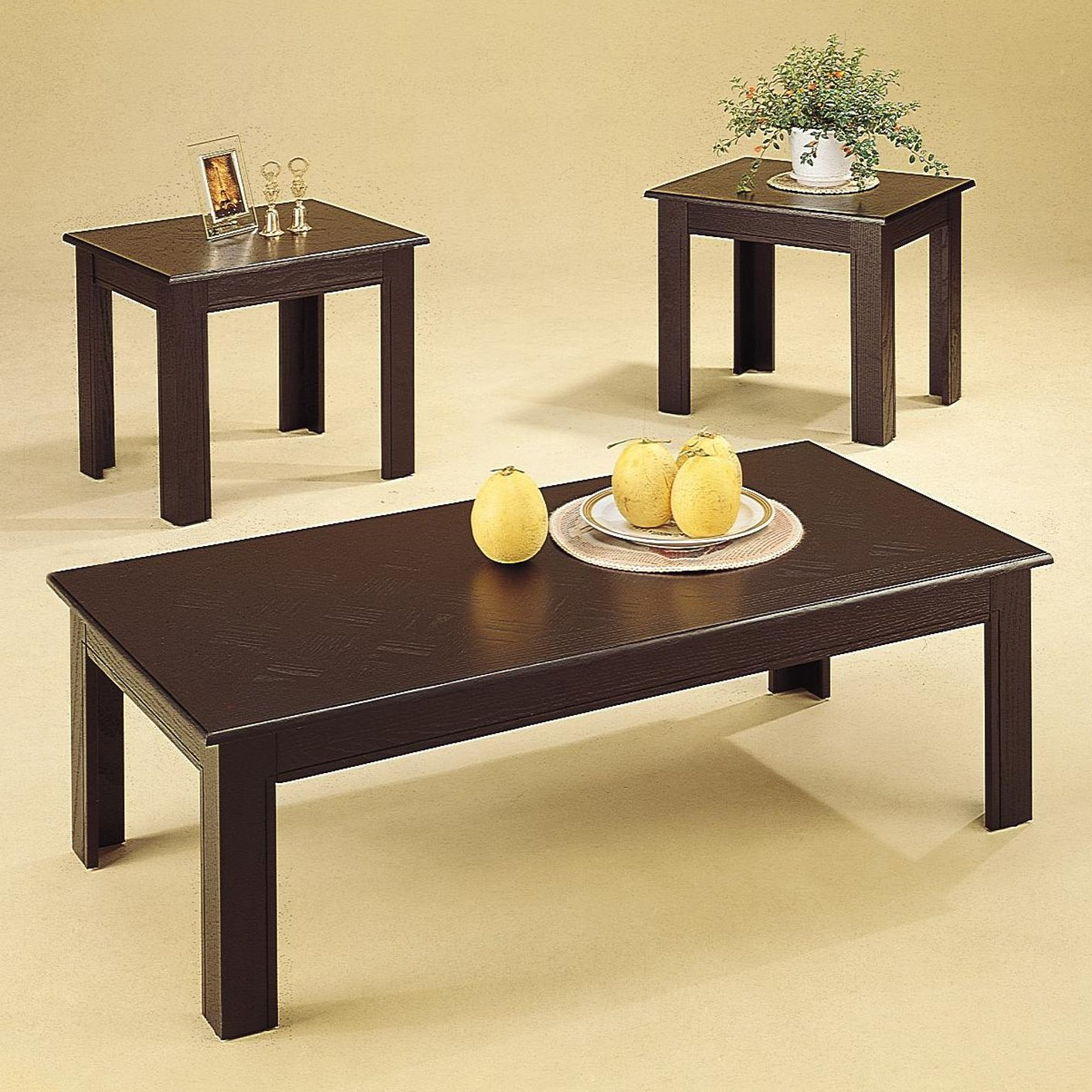 black wood coffee table set steal sofa furniture los dark and end tables angeles garden round plastic pallet ashley odd shaped low grey west elm brooklyn leather ethan allen
