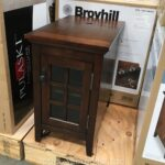 broyhill chairside table weekender whalen end great nightstand tree coat rack oak lamp tables for living room rustic coffee designs wine kmart unfinished childrens furniture old 150x150