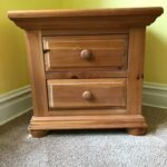 broyhill fontana nightstand used for triple dresser with mirror highboy pine end tables laura ashley offers ethan allen country furniture large dog crate table jason lazy boy 150x150