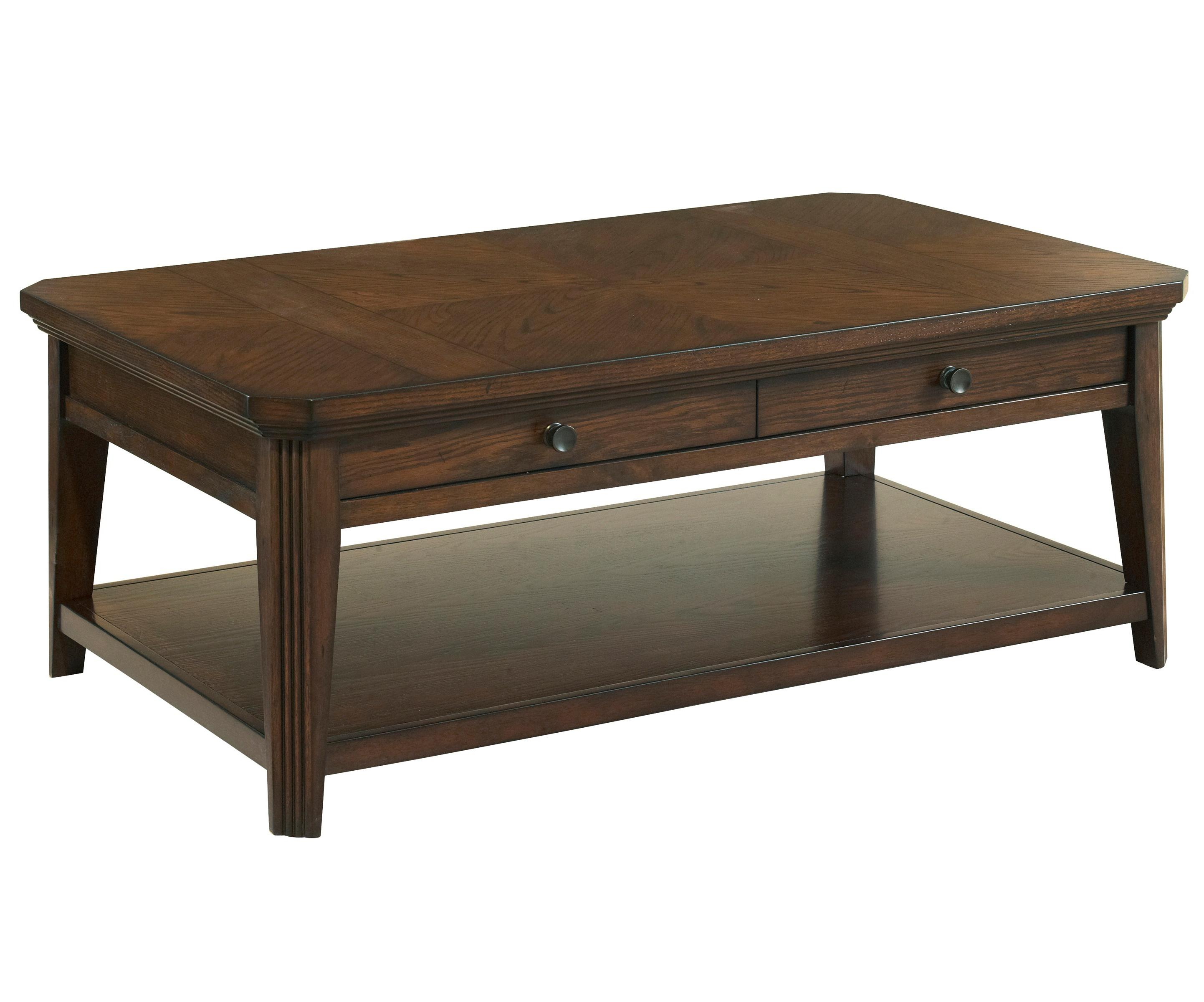 broyhill furniture estes park storage cocktail table with shelf products color coffee and end tables turned into dog cat ashley promo code unfinished philadelphia showcase carpet