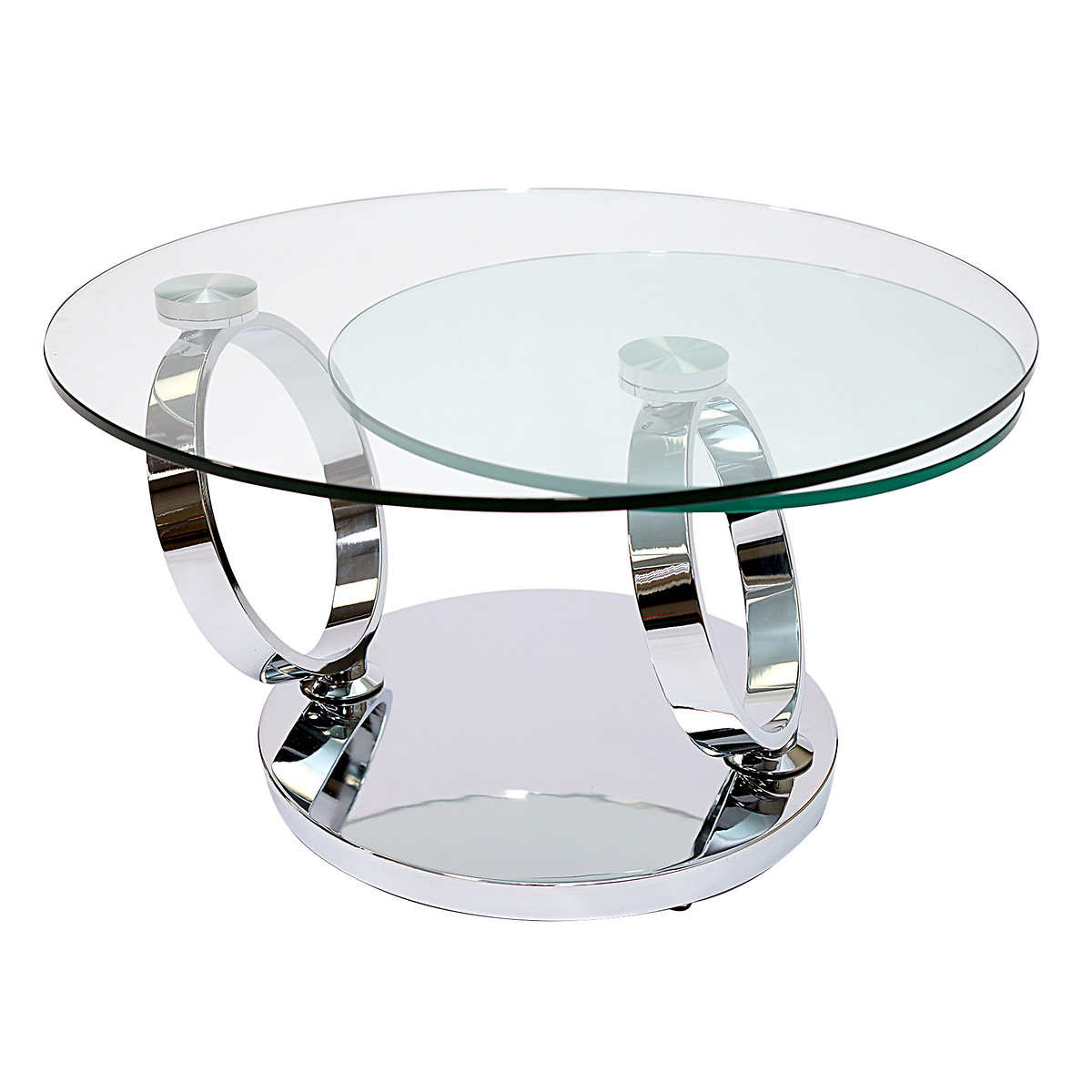 carrara glass coffee table service furniture end tables apus repainting wood made from wooden pallets sofa dining ashley chair and ott portable dog crate uttermost genell modern