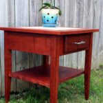 cherry end table mother pearl side etsy jdld natural amish furniture knoxville blue sofa vanity lights log and chairs north shore office round outdoor coffee inch wide nightstand 150x150