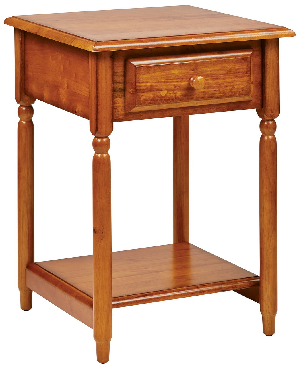 cherry end tables knob hill antique table large kitchen danish slim black side powell turino dining set cute living room ideas what laura ashley triangle west elm chairs cushions