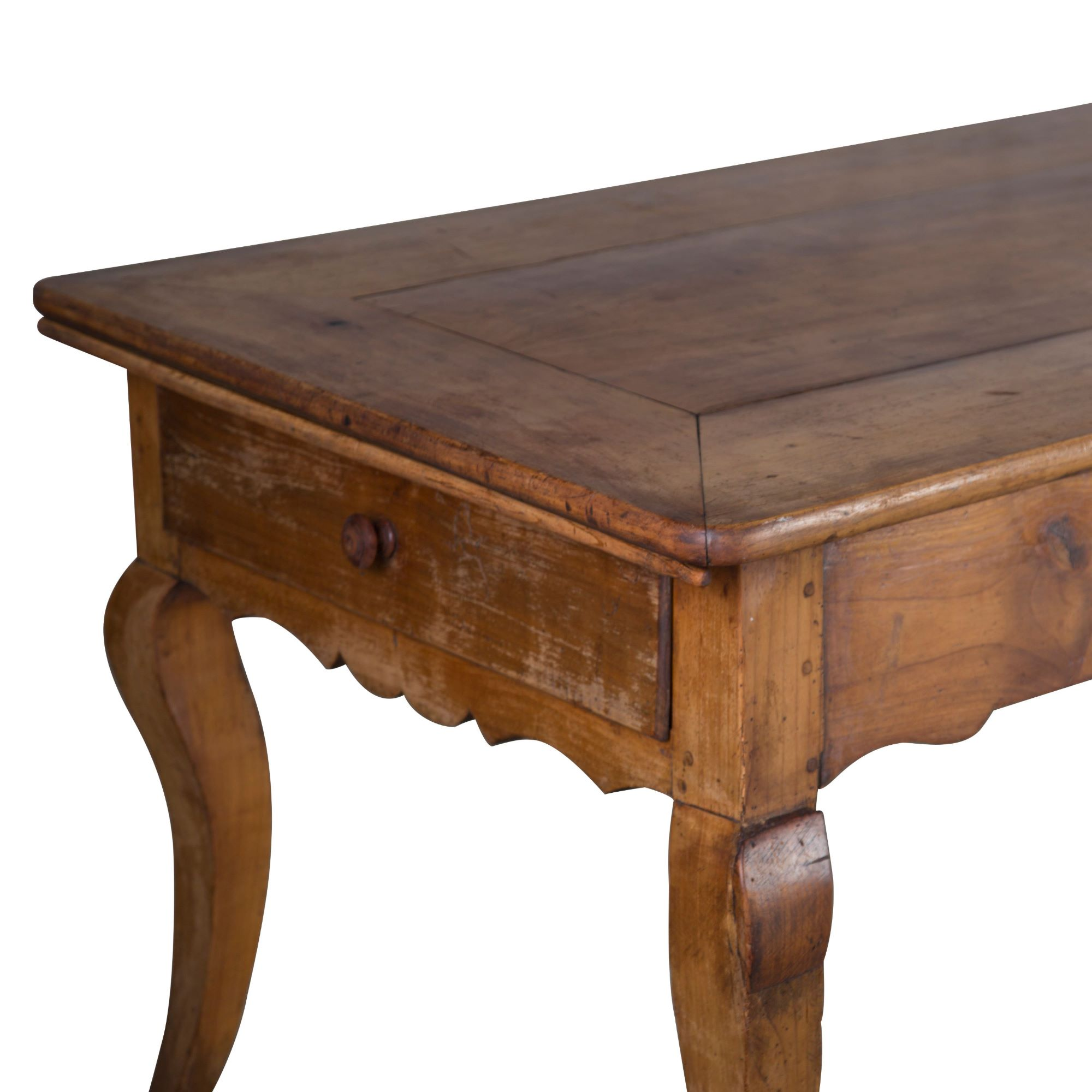 cherry wood dining table end tables with drawer pipe kit lazy boy daybeds seat rustic distressed furniture bistro top replacement brown sofa chair ashley chairs room sets glass