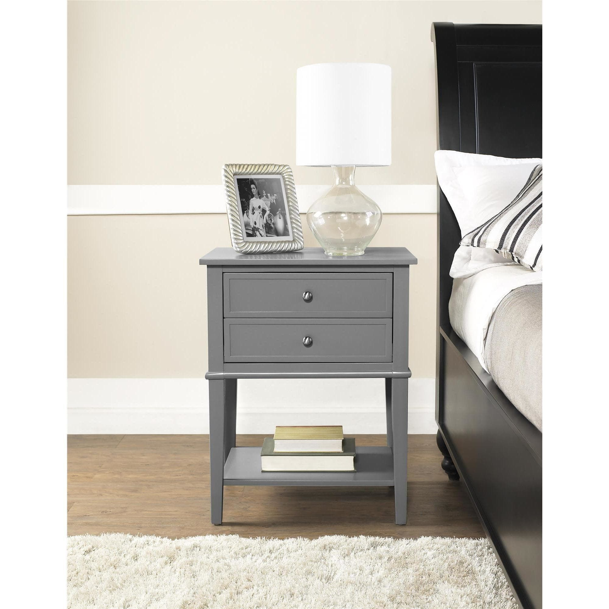 clay alder home isleton white drawer accent table grey bedroom end tables leons stoves pallet nightstand ideas plastic patio chairs liberty furniture reviews ratings gray nesting