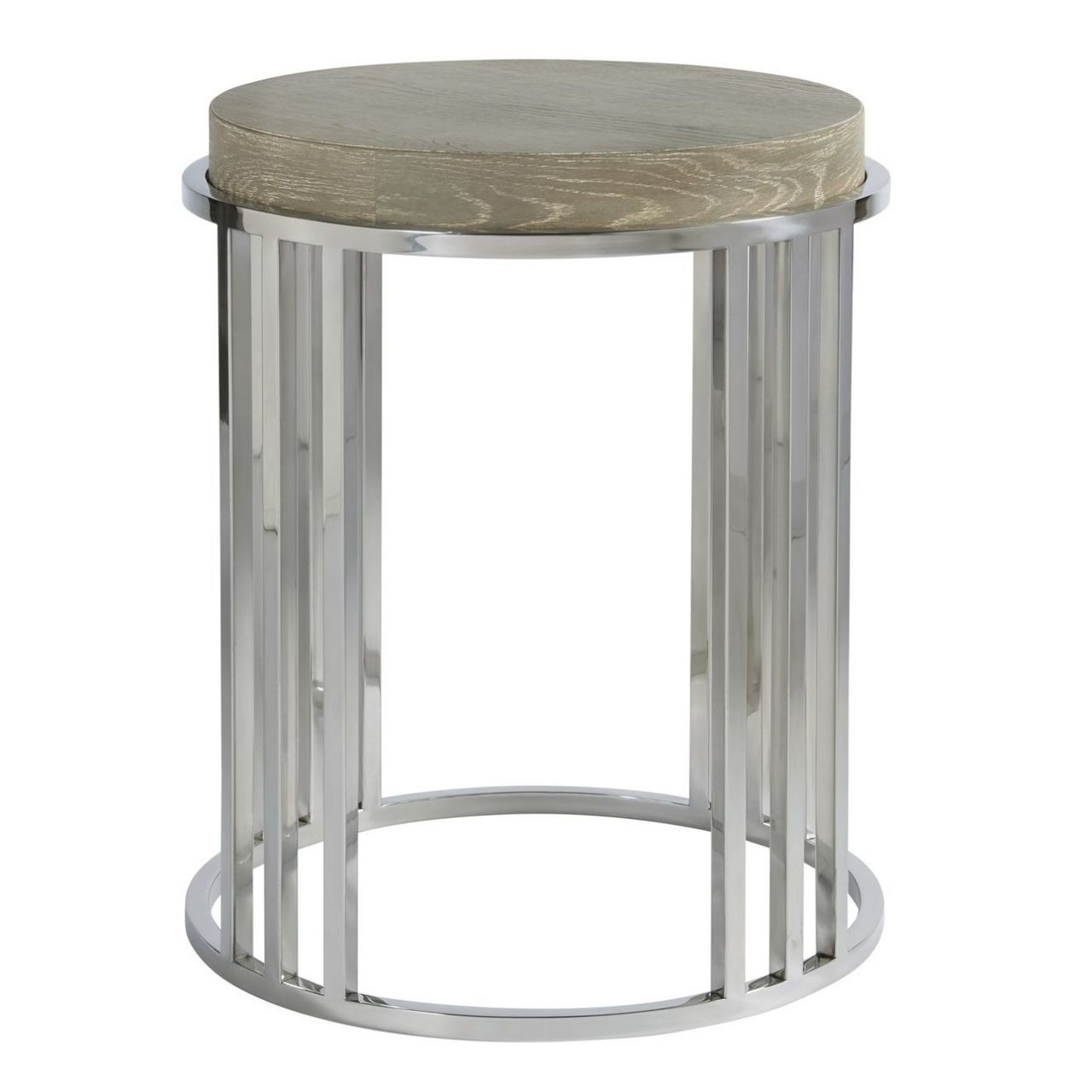 coastal zephyr grey round end table polished chrome zin home head tables stanley furniture bedroom set used lazy boy side chairs kaden accent cabinet plastic the raw hours small