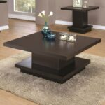 coaster modern pedestal coffee table value city furniture products color contemporary tables and end unfinished dining used garden lounge chairs ashley home bedroom sets stacking 150x150
