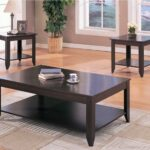 coaster occasional table sets contemporary piece products color coffee tables and end set black brown side used mission style furniture iron pipe frame ashley home bedroom dark 150x150