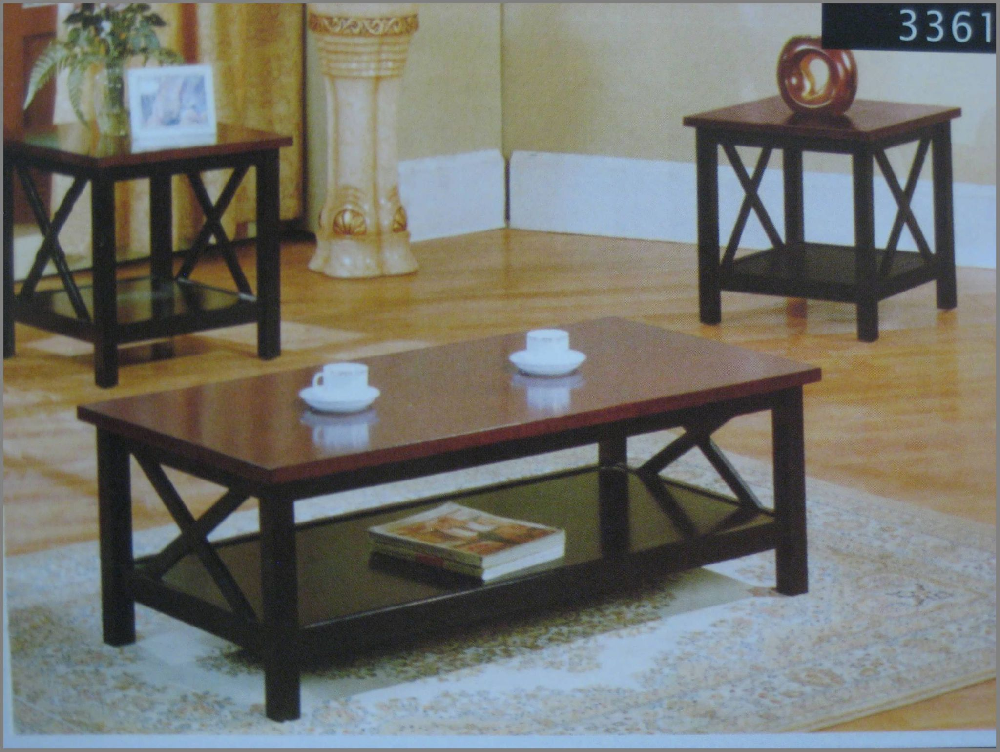 coffee table design ideas and side set inspirational great black sets with end tables popular dark wood round glass top light blue bedside lamps porcelain tile living room clear
