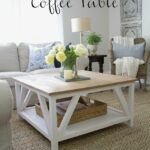 coffee table diy farmhouse modern end tables silver drum accent mainstays metro collection desk instructions unfinished small liberty furniture cabin fever sauder office storage 150x150