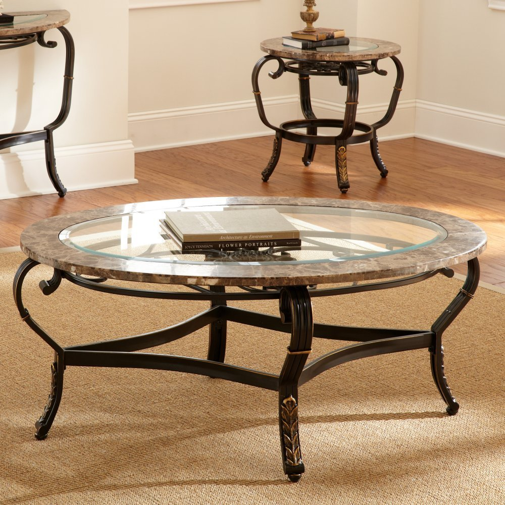 coffee table modern round glass metal base square small tables brown end large outside furniture sets italian leather living room liberty industries bedroom custom dog kennel