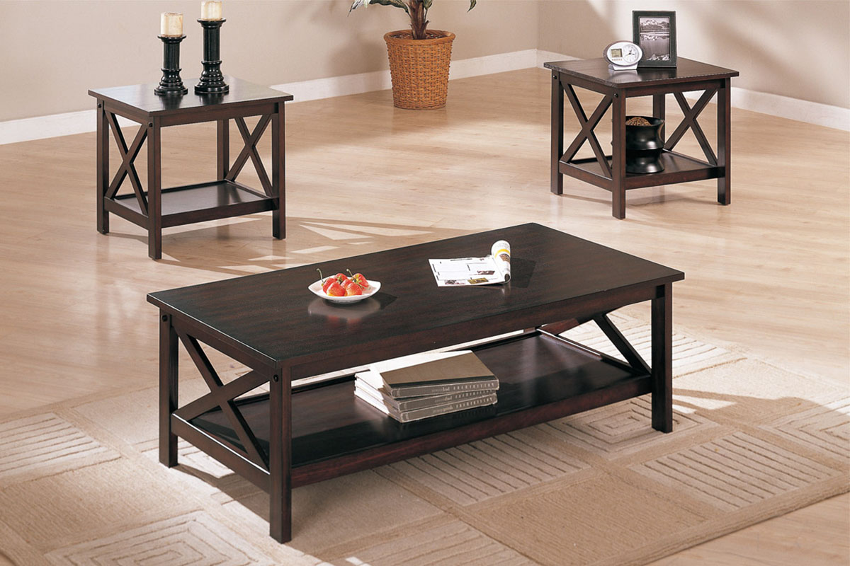 coffee tables dark brown wood table end modern melbourne dog cages for medium dogs ethan allen room planner black and leather couch magnolia homes chip gaines toilet storage north