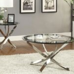 coffee tables for small rooms spaces furniture oval glass top mirrored table with stainless steel cross legs white end universal brand colour inch round oak side drawer slate sofa 150x150