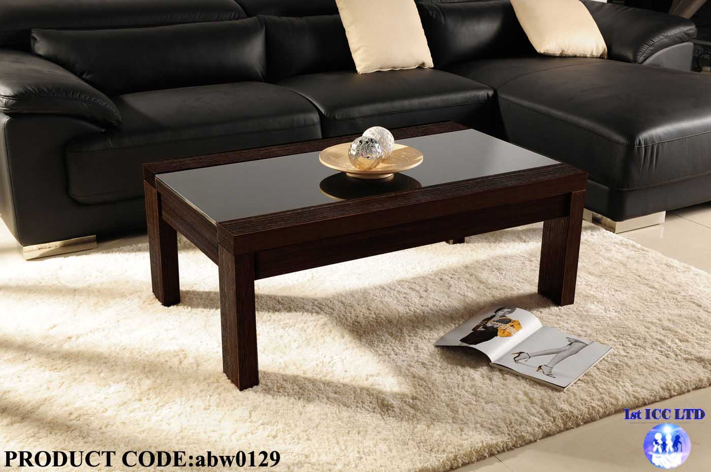 coffee tables ideas contemporary household table dark brown white tiles coloured suitable for living room cozy comfortable sofas fur leather what color end with couch glass shelf