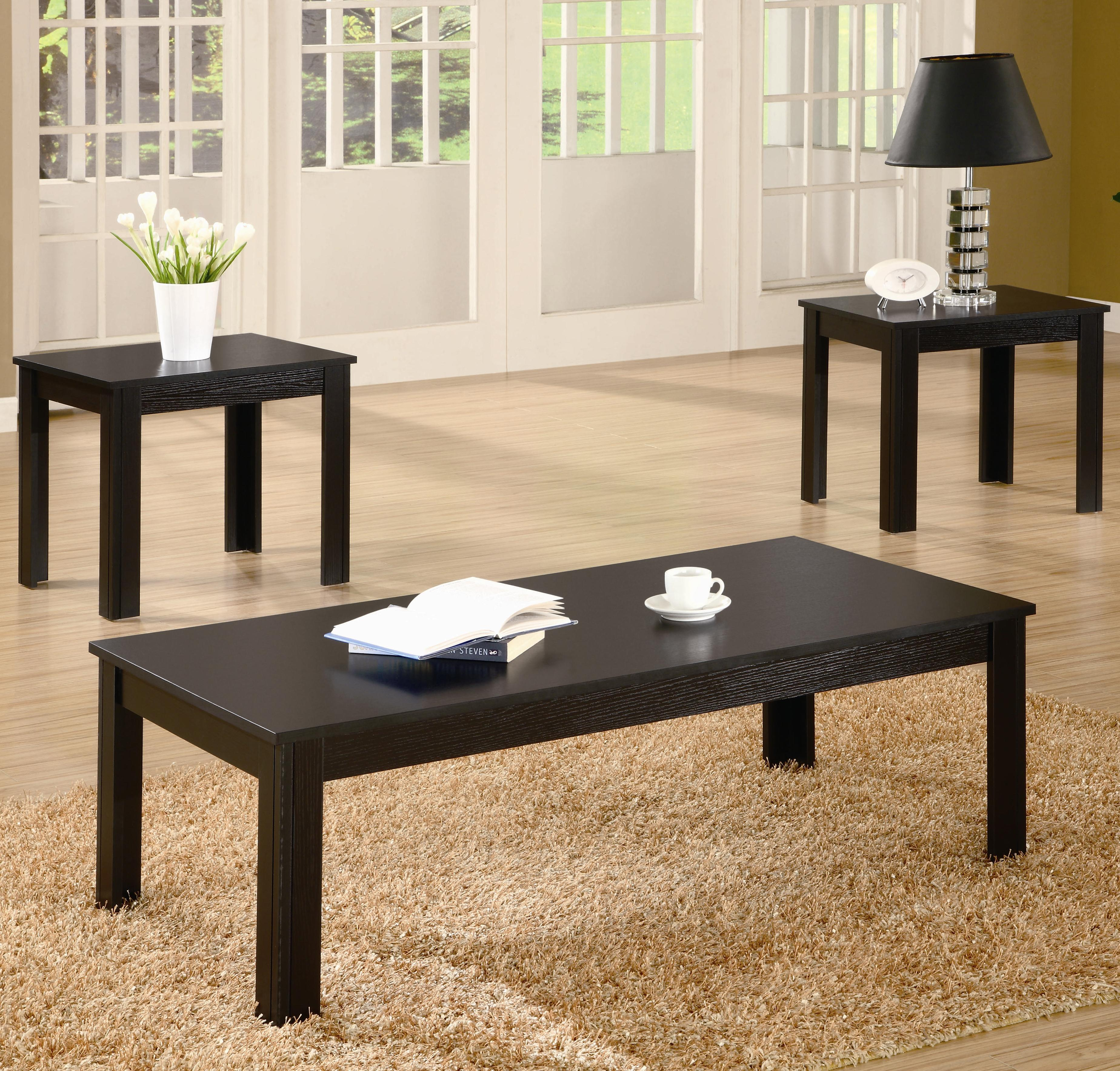 coffee tables ideas modern table and end set ashley black pieces occasional three living room decoration square rectangle shapes furniture thorndale lift top traditional pulaski