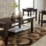 coffee tables ideas modern table and end set logan description ashley furniture features statusque elegance books decorative items dark wood gray distressed fire pit cover ethan 150x150