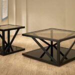 contemporary coffee table and end tables sets large reading chair side uttermost accent furniture kmart womens bikes used garden wire target best floor lamp for living room 150x150