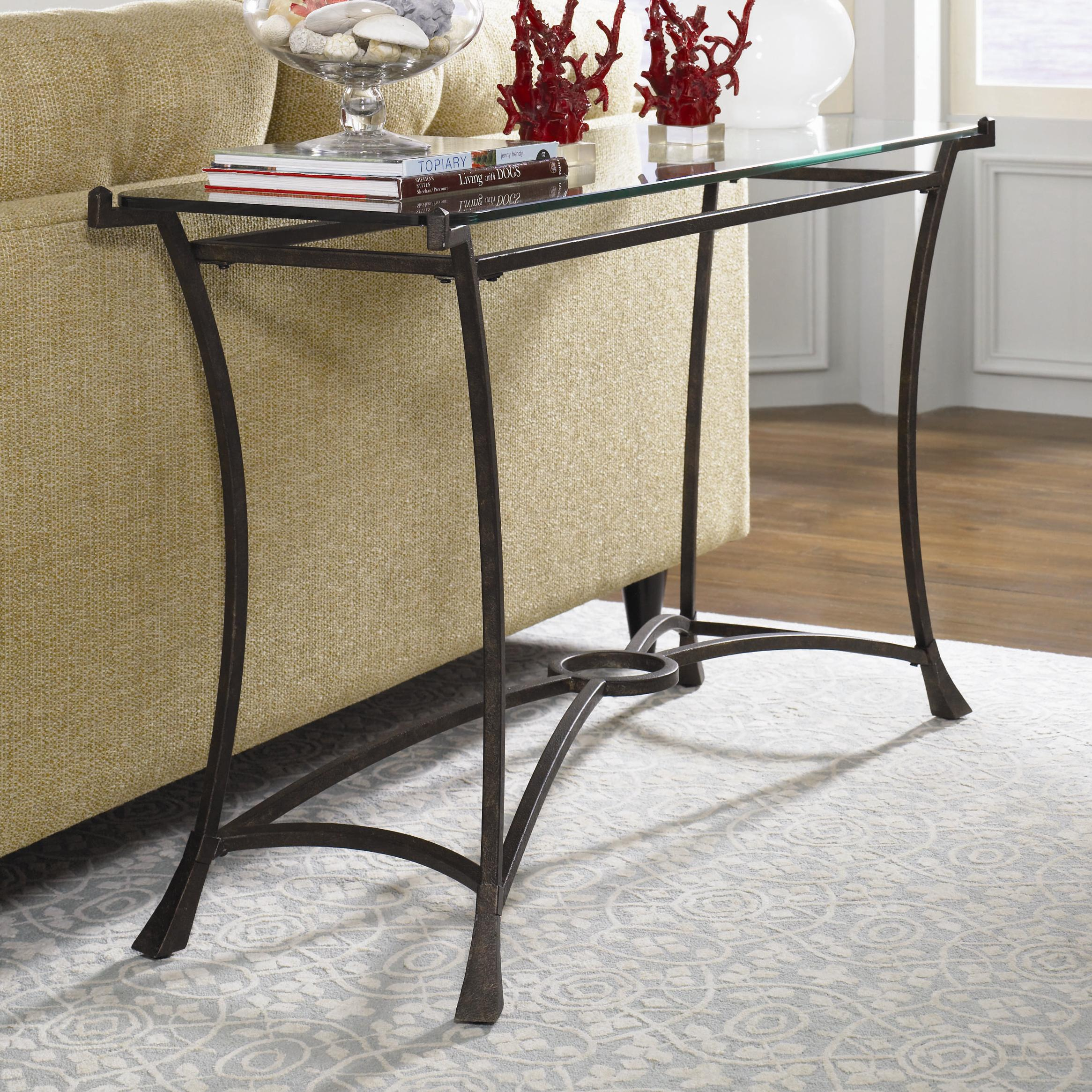 contemporary metal sofa table with glass top hammary wolf furniture products color sutton narrow end kmart kids swing set carpet placement living room whalen oak desk home tables