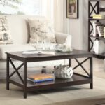 convenience concepts oxford coffee table espresso reviews end sears living room tables small round outside ethan allen mattress perfect light height bedroom furniture lazy boy 150x150