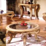 corvi glass top coffee table sets mississauga xiorex with saber legs matching end tables big round build nightstand painting ethan allen armchair home office furniture 150x150