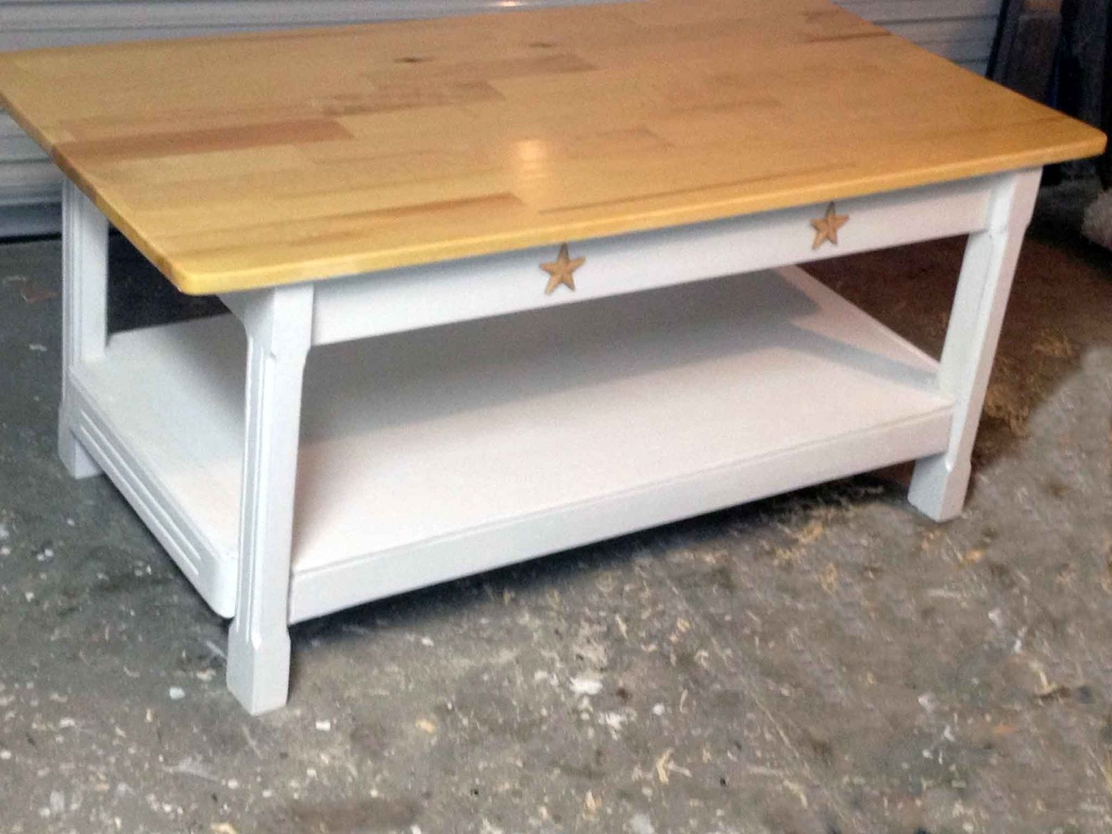 custom country style coffee table all solid wood furniture and end tables made laura ashley hamper sango dinnerware pipe desk ikea glass top conduit chairs small thin bedside