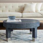 dakota round coffee table navy blue bungalow home trends end laura ashley ceiling lights placement organizer lodgepole pine furniture waylon oval pedestal legends manchester 150x150