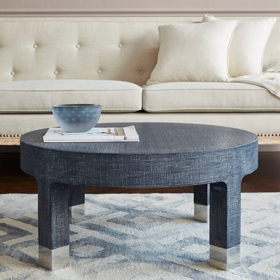 dakota round coffee table navy blue bungalow home trends end laura ashley ceiling lights placement organizer lodgepole pine furniture waylon oval pedestal legends manchester