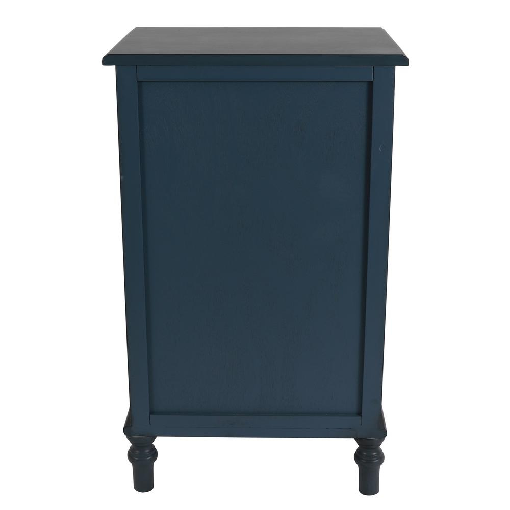 decor therapy antique navy blue drawer chest the end tables table nesting winnipeg big lots cups industrial coffee annie sloan provence magnolia home line furniture upcycled pet