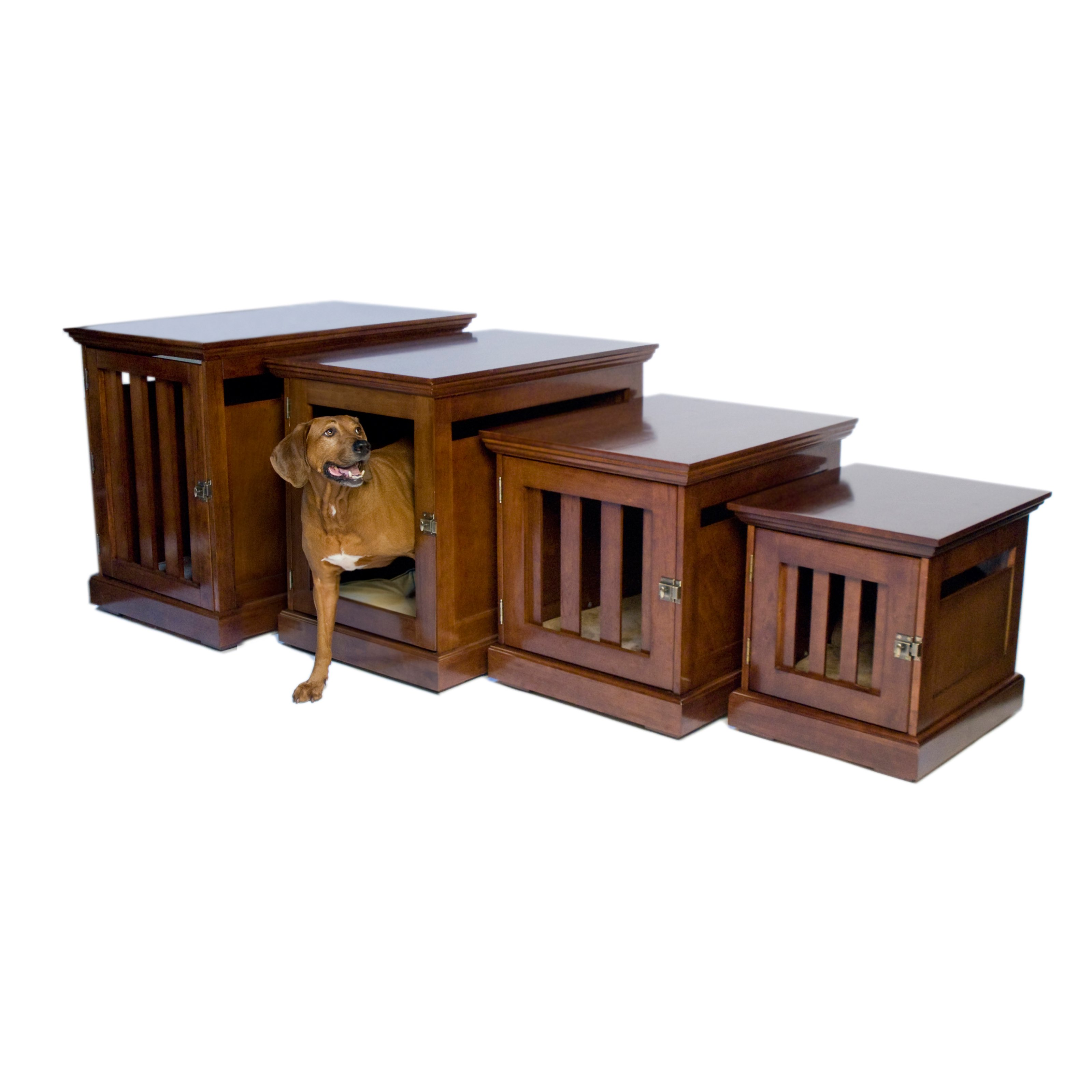 denhaus townhaus wood dog crate furniture small end table thomasville french provincial dining room mainstays shelf bookcase instructions laura ashley dinnerware sets brown sofa
