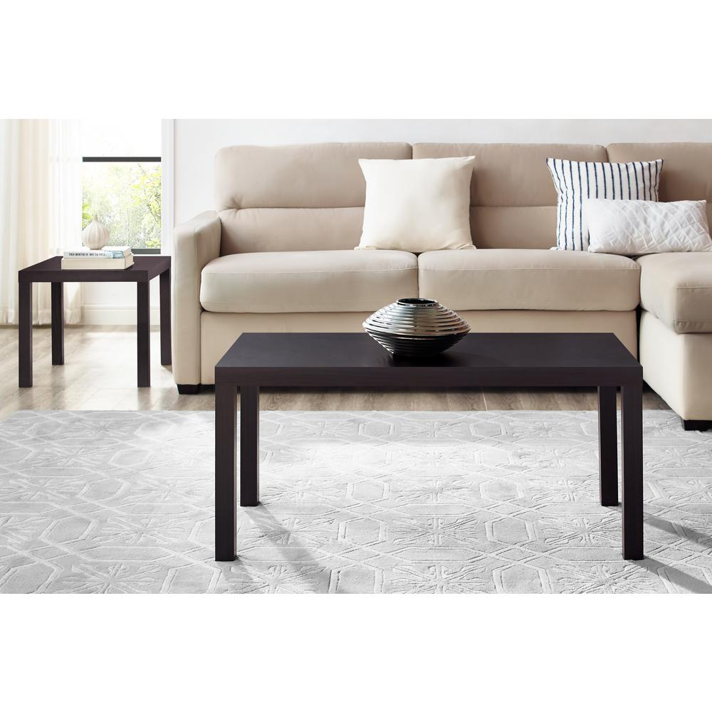 dhp jane black wood grain coffee table the espresso tables parsons modern end this review from pallet patio ideas west elm style furniture target white desk retro corner inch