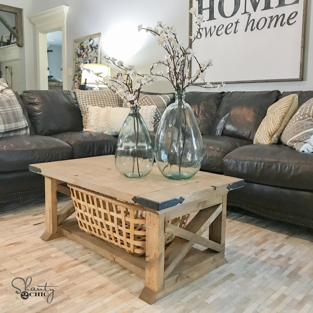diy board farmhouse coffee table shanty chic free plans end oval ikea nightstand conduit fittings accent furniture jofran side tures antique tables kmart living room chairs gray