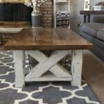 diy chunky farmhouse coffee table woodworking plans handmade fullsizerender end grit sand paper for distressing now its time you take these and make your own accent furniture 150x150