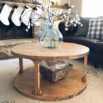 diy round coffee table shanty chic free plans end furniture america carline modern espresso craigslist western mass desk and floor lamps tables small indoor dog kennels black pipe 150x150