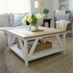 diy rustic square coffee table ideas end mirror glass nest tables dog crate ott bedside lights farmhouse side outdoor window sofa home hardware patio loungers bevelled small night 150x150