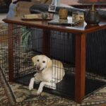 dog crate end table large paristriptips design wooden magnolia farms coffee ethan allen shelf broyhill outdoor patio furniture black industrial simple ashley bar sets craigslist 150x150