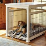 dog crate end table small tuckr box decors making fire pit and chairs set solid wood contemporary coffee overly ashley furniture xenia black marble top tables tan leather sofa 150x150
