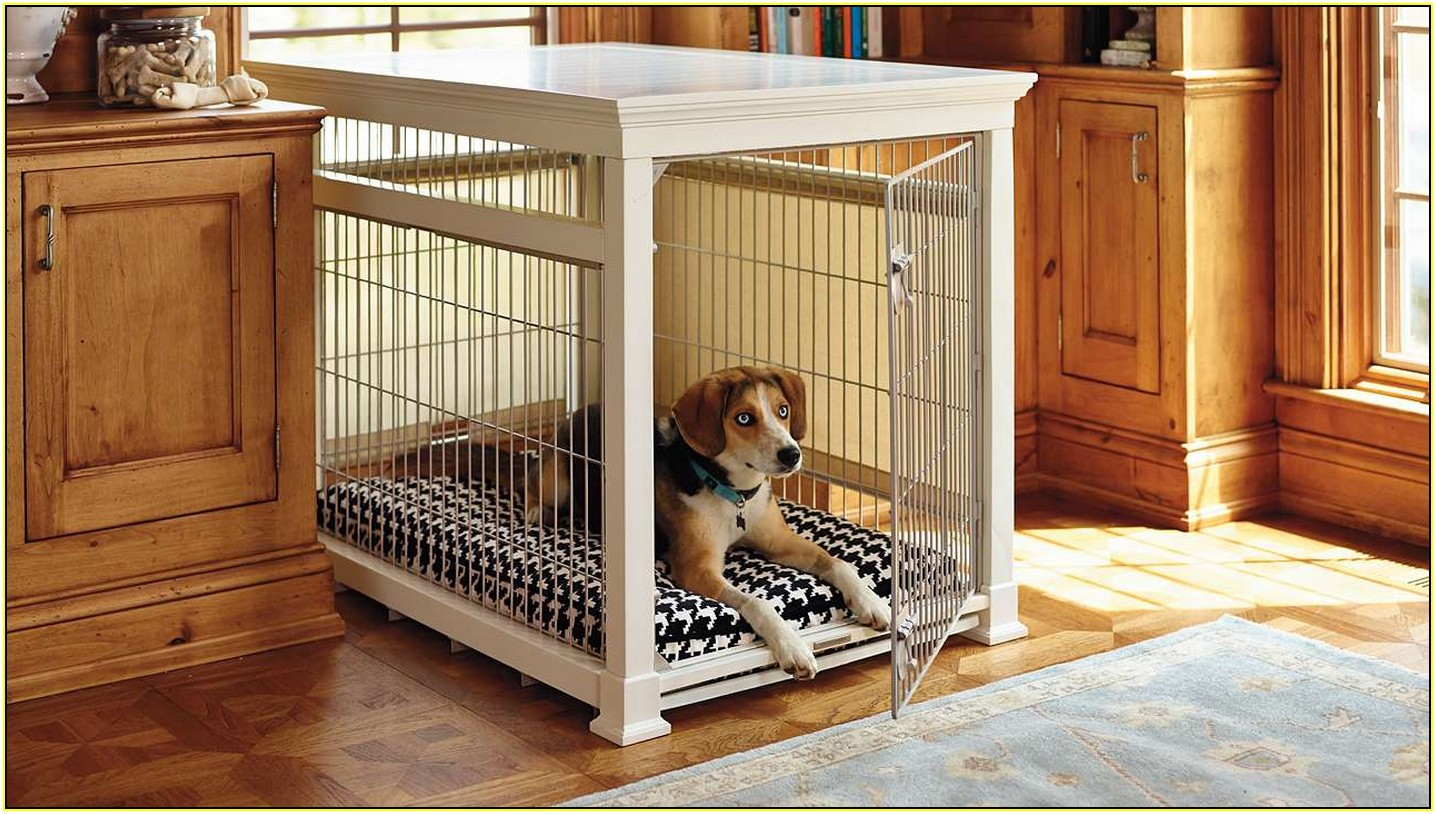 dog crate furniture diy the best plan fit end table plans three coffee tables narrow console for hall sofa living room set sets oak between couch and wall ashley select vintage