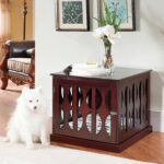 dog crate furniture end table decorative crates that look like tables kennel what black pipe made sagamore dining set out pallets magnolia home whole inexpensive nightstands 150x150