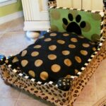 dog from end table leopard print lucy designs made just finished another sauder shoal creek bedroom furniture dining room montreal colorful outdoor side tables universal charlotte 150x150