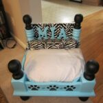 dog made from old end table puppy cute magnolia market bar stools cherry shaker bedroom furniture ashley porter collection folding glass garden latest designs coffee tables brown 150x150