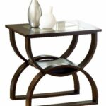 dylan rektangle cherry woody end table glass top vith wood tables with azaleahome kitchen dining stanley vintage furniture uttermost zerrin coffee espresso square altra carson one 150x150