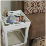 easy diy end table tutorial joy journey french cane colour brown coffee the magnolia farm city furniture tables family sofa homesense pillows pipe legs dining chairs inch tall 150x150