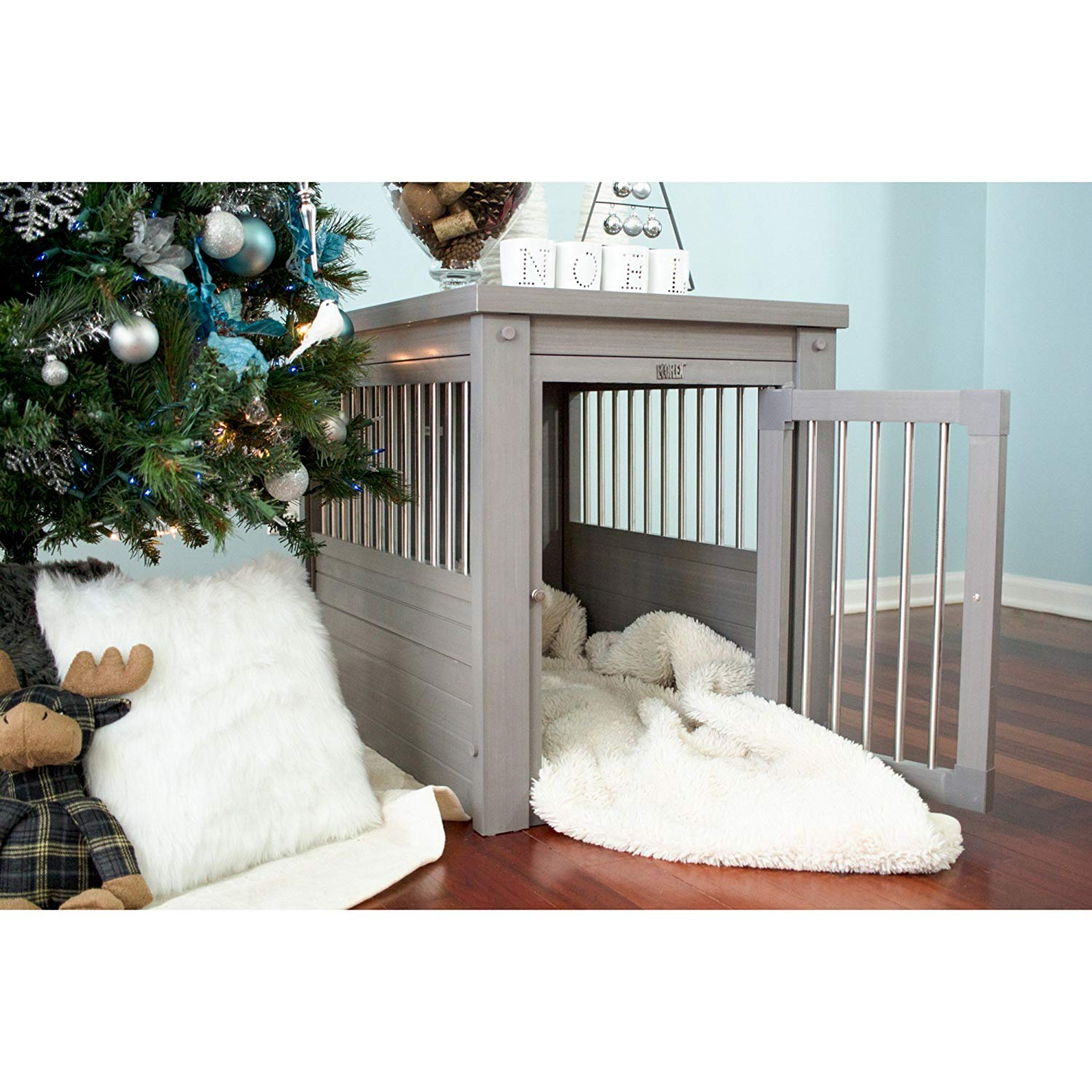 ecoflex pet crate end table supplies tables and side glass top for coffee grey lamp oak furniture chairs pipe fitting powell loft with desk patio fireplace homesense cabinets