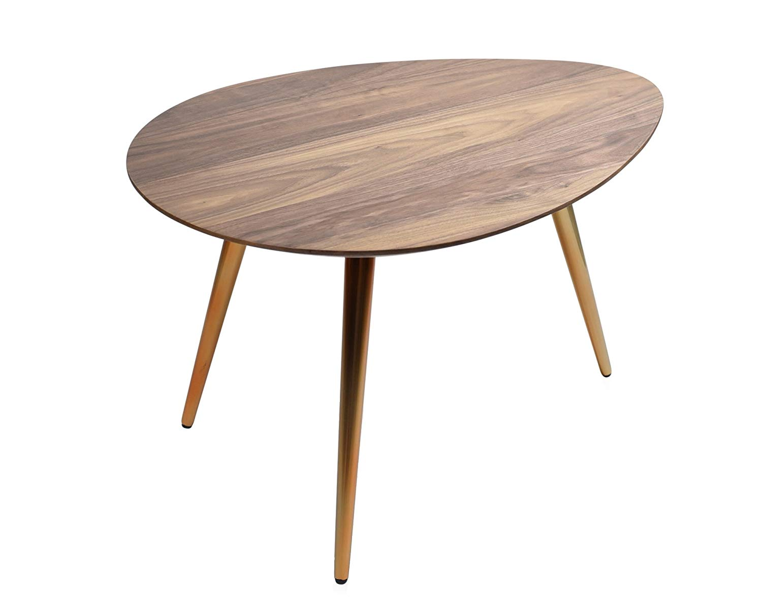 edloe finch small coffee table mid century modern end tables and for living room contemporary retro low walnut wood midcentury oval round inches acrylic accent glass top dining