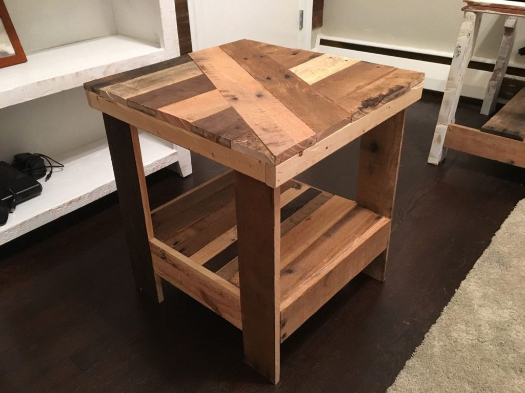 elegant diy rustic end table plan industrial bookend coffee modern ture red side large size narrow and tables amazing homemade dog crate cover small pedestal contemporary office